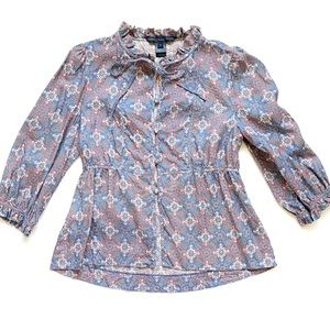 EUC Marc by Marc Jacobs silk blouse